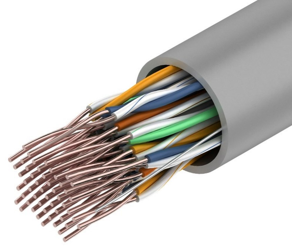 Где используется кабель utp