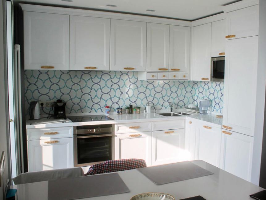 Как спроектировать дизайн маленькой кухни